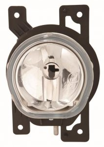 Front Right Driver Side OS Fog Light Lamp H1 For Fiat Doblo Mk2 Van 10-On