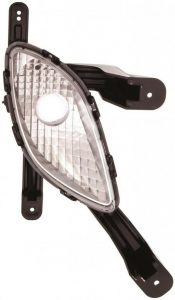 Right Side OS DRL Light Lamp P21W For Kia Picanto Mk2 5 Door Hatch 5.11-On