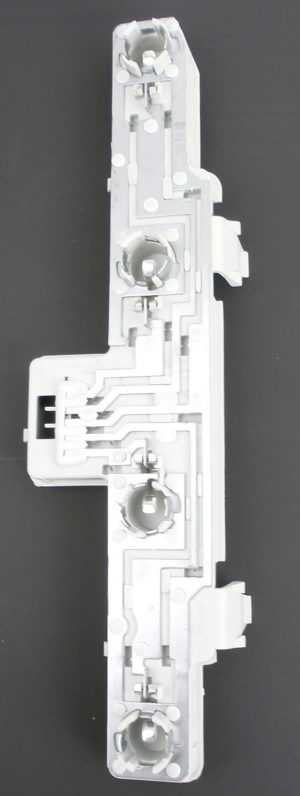 For Vauxhall Zafira Mk2 3/2008-2014 Bulb Holder For Rear Light Lamp Right OS