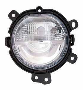 Left Side NS DRL Light Lamp W5W For BMW Mini F54 Clubman Estate 8.15-On