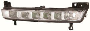 Right OS DRL Light Lamp LED Bulbs For Citroen C4 Picasso Mk1 MPV 3.11-13