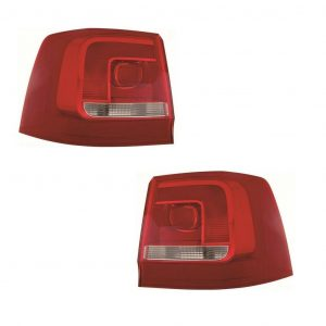 For VW Sharan Mk3 MPV 9.10-On Outer Wing Rear Lights Lamps 1 Pair O/S & N/S