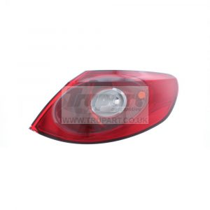 Right Driver Side OS Outer Wing Rear Light Lamp W16W x 2 RY10W Fits VW Passat
