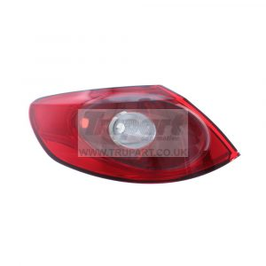 Left Passenger Side NS Outer Wing Rear Light Lamp W16W x 2 RY10W Fits VW Passat