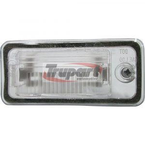 Rear Right Driver Side OS Number Plate Light Lamp C5W Fits Audi A3 A4 A6 Allroad