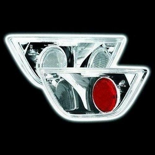Ford Focus Mk1 Mk2 1998-2011 Chrome For Lexus Fog And Reverse Lights Lamp
