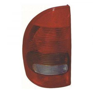 For Vauxhall Corsa B Mk1 5 Door 1993-2000 Rear Tail Light Lamp Left Side NS