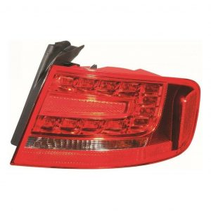 For Audi A4 Mk3 Saloon 4/2008-5/2012 Led Outer Rear Lights Lamp Drivers Side OS