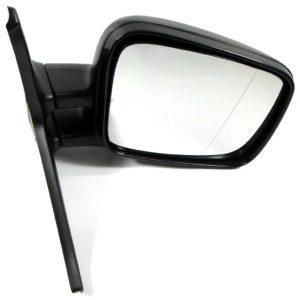 For VW Transporter T4 Van 1990-2003 Manual Wing Door Mirror Black Right OS Side