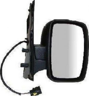 For Citroen Dispatch Van 2007- Electric Single Glass Wing Mirror Right OS Side