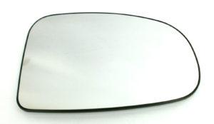 Trupart MG7728 Right Mirror Glass Heated Convex Fits Toyota iQ 01.09-08.15