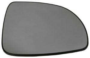 Trupart MG2600 Right Mirror Glass Non-Heated Convex Fits Kia Picanto 07.07-09.11