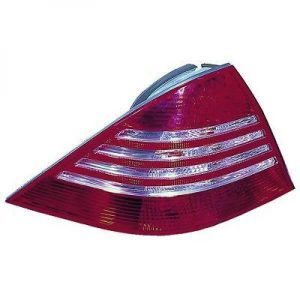 Back Rear Tail Light Left LED For Mercedes-Benz S Class W220 98-05