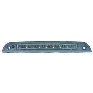 Back Rear 3rd Brake stop light lamp LED Clear For Ford Focus 98-04