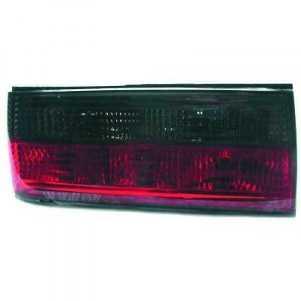Back Rear Tail Lights Pair Set Red Grey For BMW 3 Series E30 87-90