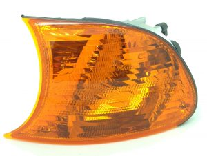 For BMW 3 Series E46 98-01 2 Door Coupe Cabrio Amber Indicator Detector Left NS