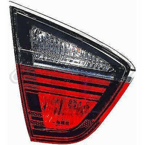 Back Rear Tail Light inner left darkline blackline For BMW 3 Series E90 Saloon