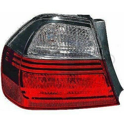 Back Rear Tail Light Left Smoke darkline blackline For BMW 3 Series E90 Saloon