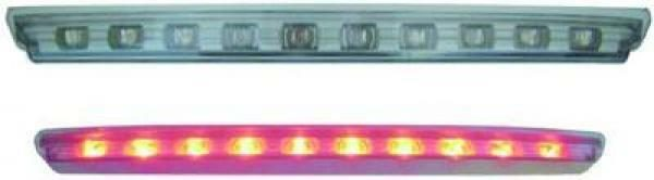 Back Rear 3rd Brake stop light lamp LED Clear For VW Scirocco 2008-14
