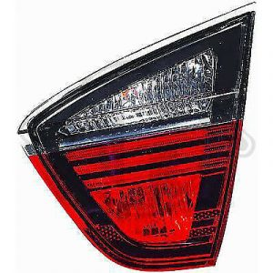 Back Rear Tail Light inner right darkline blackline For BMW 3 Series E90 Saloon
