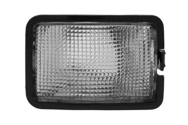 RHD LHD Rear Rear Fog Light x1 Halogen Fits VW Transporter / Caravelle Mk Iv Bus