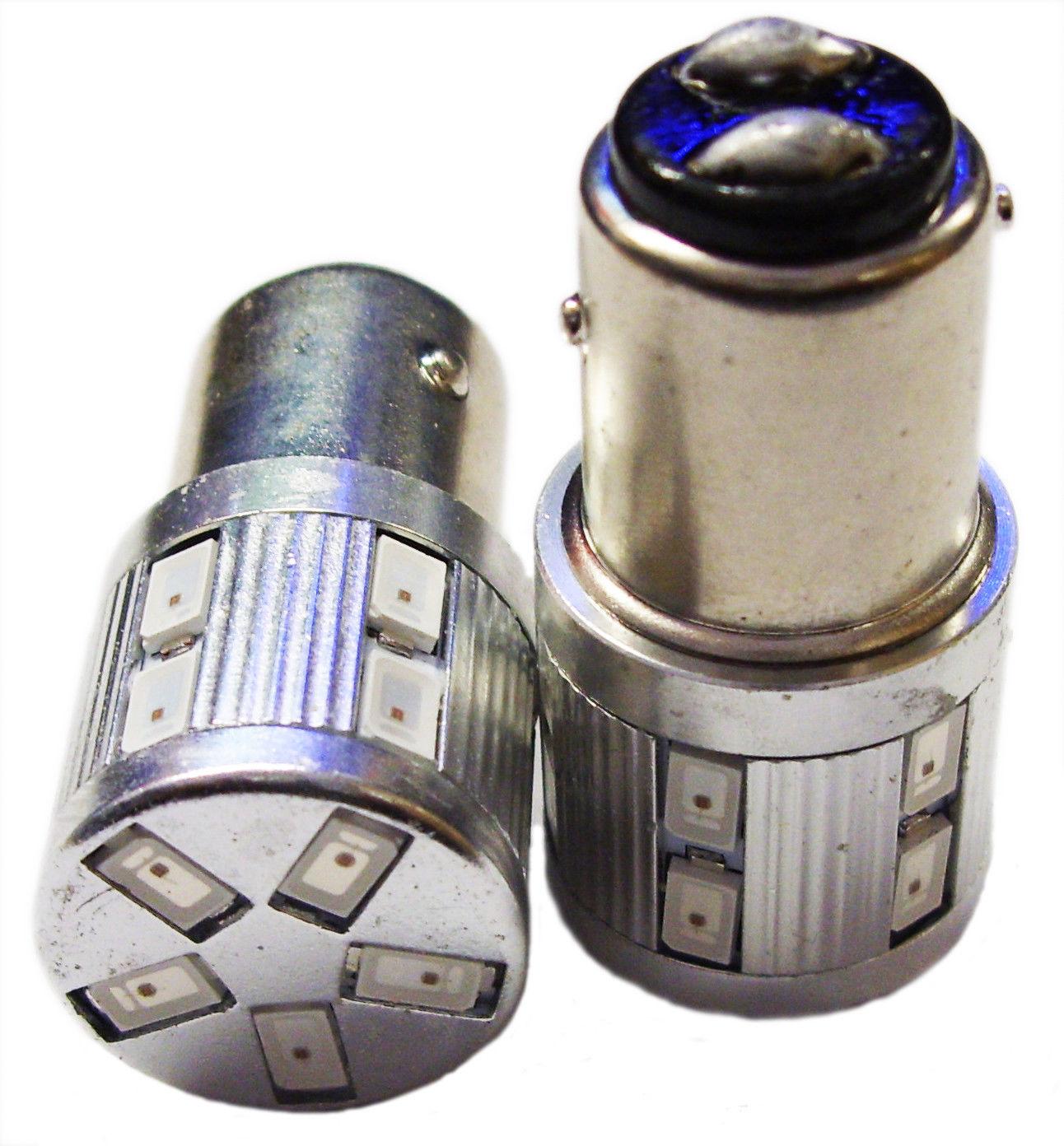1156 380 Bay15D 17 Smd High Power Bulb Lamp Stop Tail DRL 10-30V 12V 24V