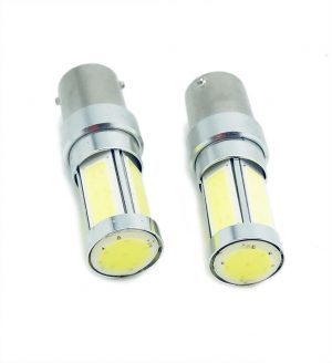 High Power Reverse Light Bulb Replacement COB LED BA15S 1156 382 12V 24V