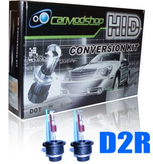 H7 H7R Xenon HID Conversion Kit Slim 35W CANBUS budget per RENAULT MEGANE MK2