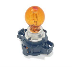 PY24W replacement amber indicator bulb 12190NAC1 24w turn signal