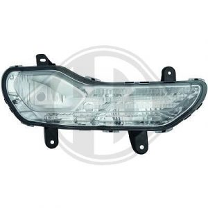 Front Indicator and H10 Fog light for Ford Kuga 2012-2020 with xenon ONLY